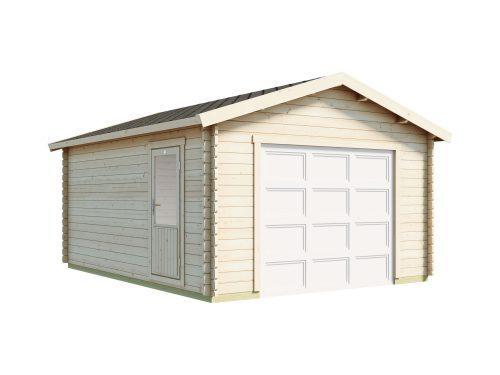 Luoman Lillevilla Garage 2